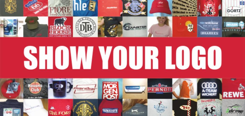 Show your Logo